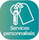 Services personnalisés